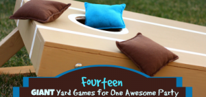 14 Giant Yard Games for the Best Party Ever