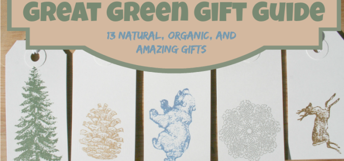 Great Green Gifts